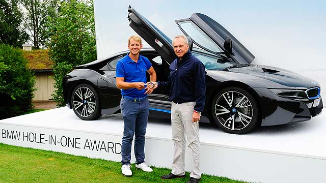 BMW Hole-in-One i8