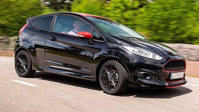 Ford Fiesta SMMT new car registrations June 2014