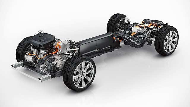 New Volvo XC90 engine 002