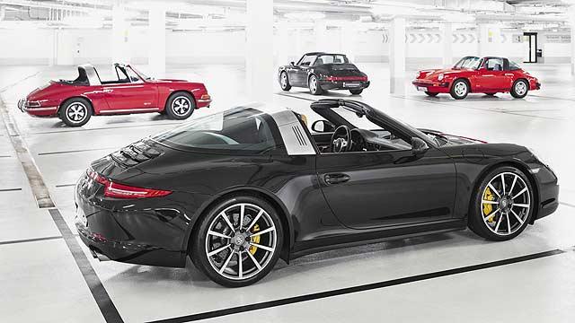 New_Porsche_911_Targa