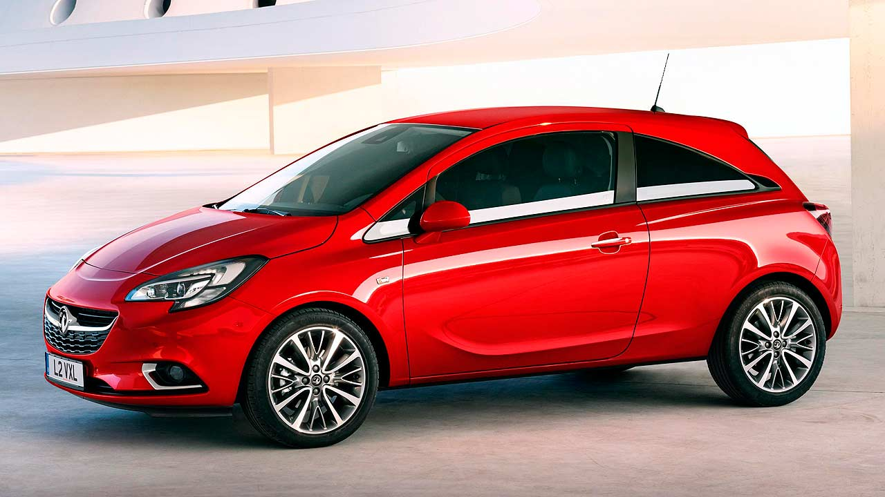 new vauxhall corsa revealed ahead of early 2015 uk launch. Black Bedroom Furniture Sets. Home Design Ideas