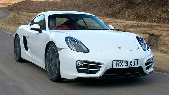 Porsche Cayman 001