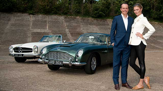 Big-budget Classic Car Show TV series launched | Motoring Research