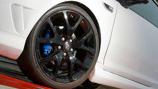 Vauxhall Corsa 18 inch wheel