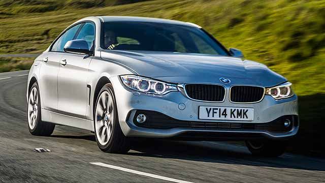 BMW 4 Series Gran Coupe Motoring Research UK review 001