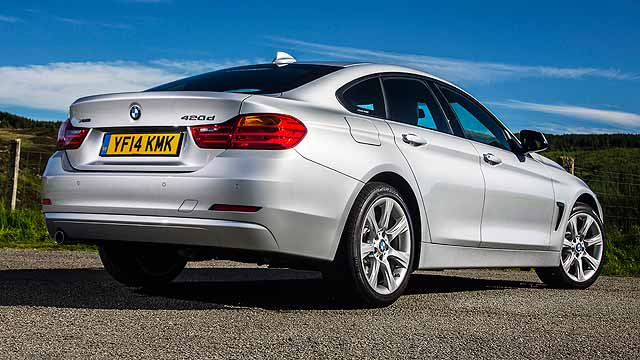 BMW 4 Series Gran Coupe Motoring Research UK review 002