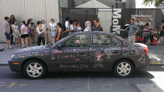 Draw on me Hyundai