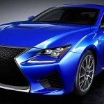 Lexus prices its BMW M4 fighter: 2015 RC F to cost £59,995
