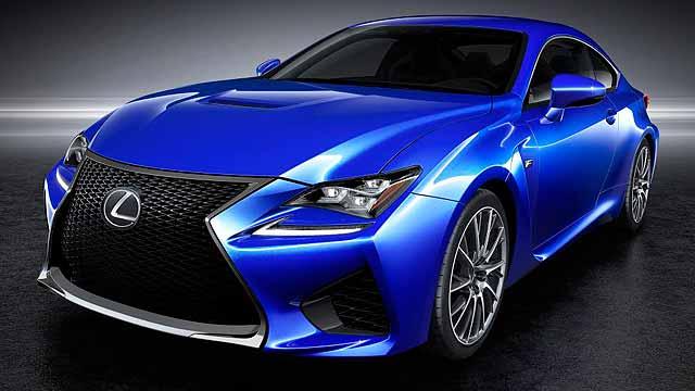 Lexus-RC-F
