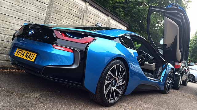 Motoring Research Bmw I8 Uk Review 005 Motoring Research