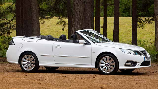 recall win for uk saab 9 3 convertible owners motoring. Black Bedroom Furniture Sets. Home Design Ideas