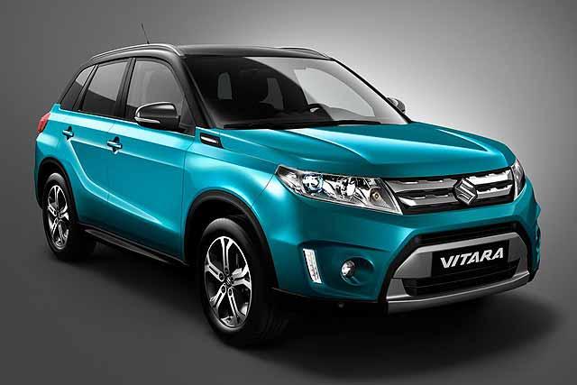 New 2015 Suzuki Vitara
