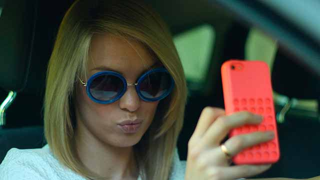 Ford selfie