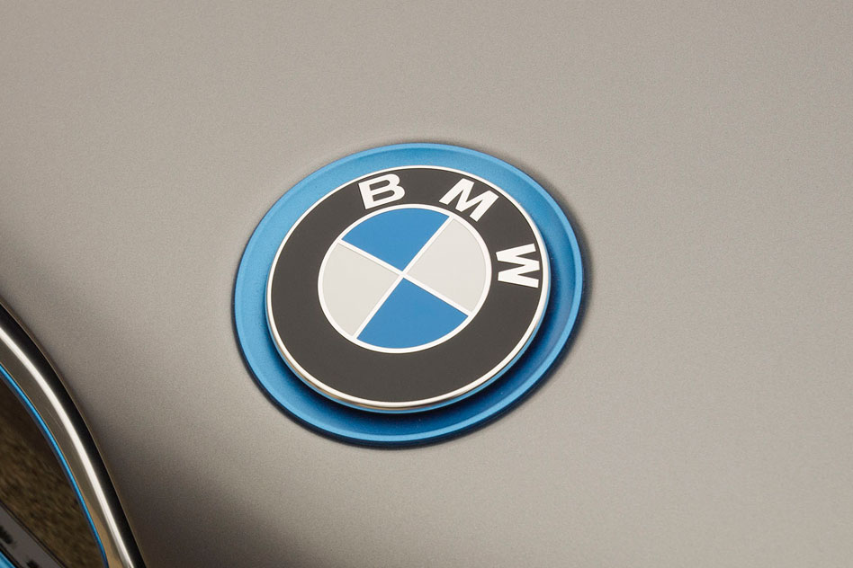 BMW Baidu autonomous car
