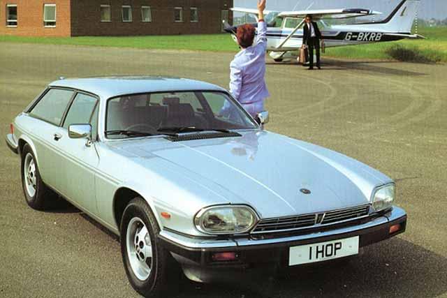 1982 Lynx Eventer V12 HE