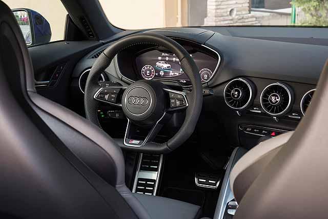 Audi TT 2015 review