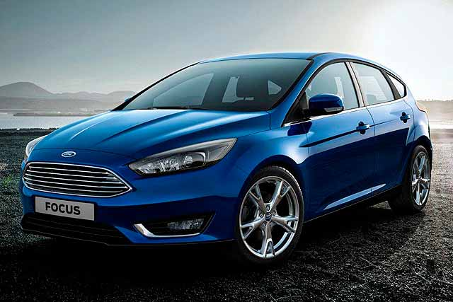 upgrade to save on new 2015 ford focus range | motoring research