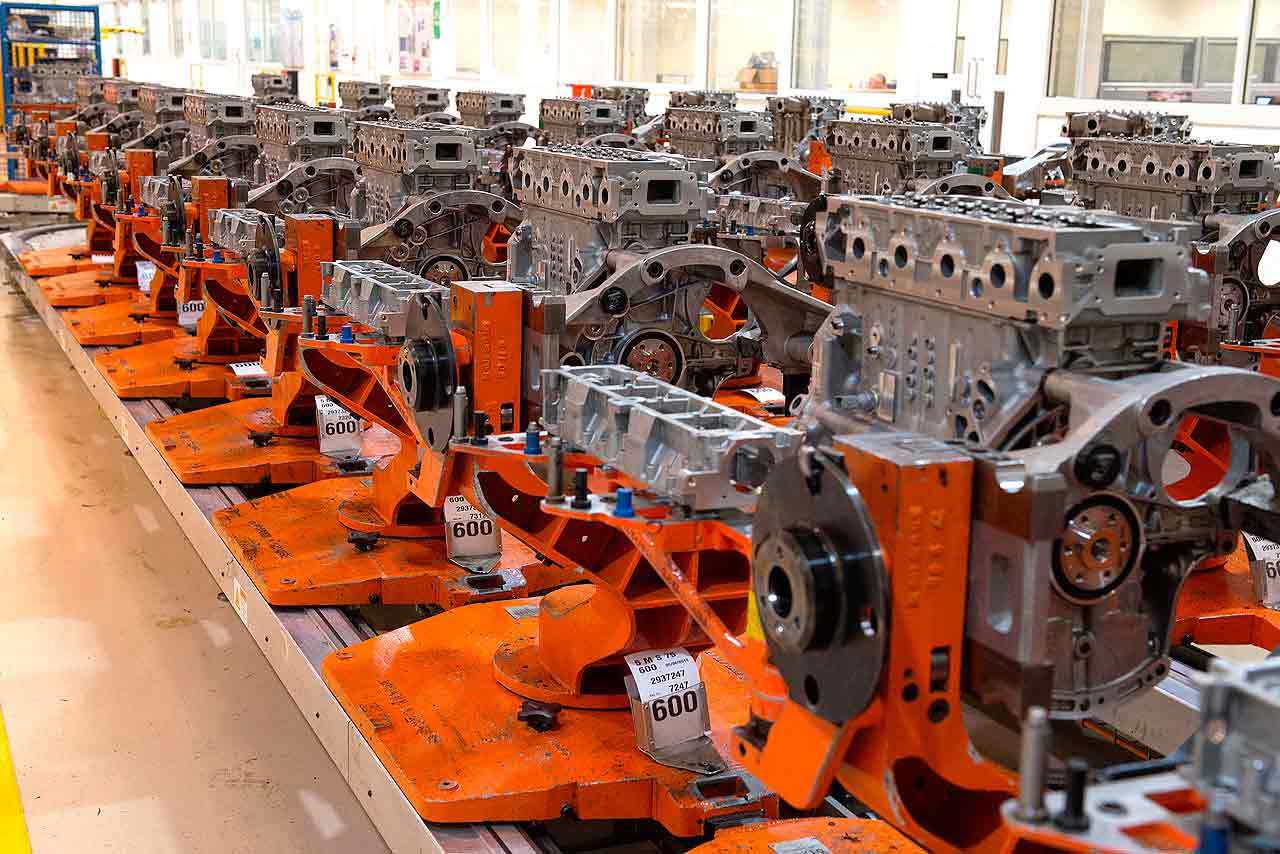 Ford British diesel engines