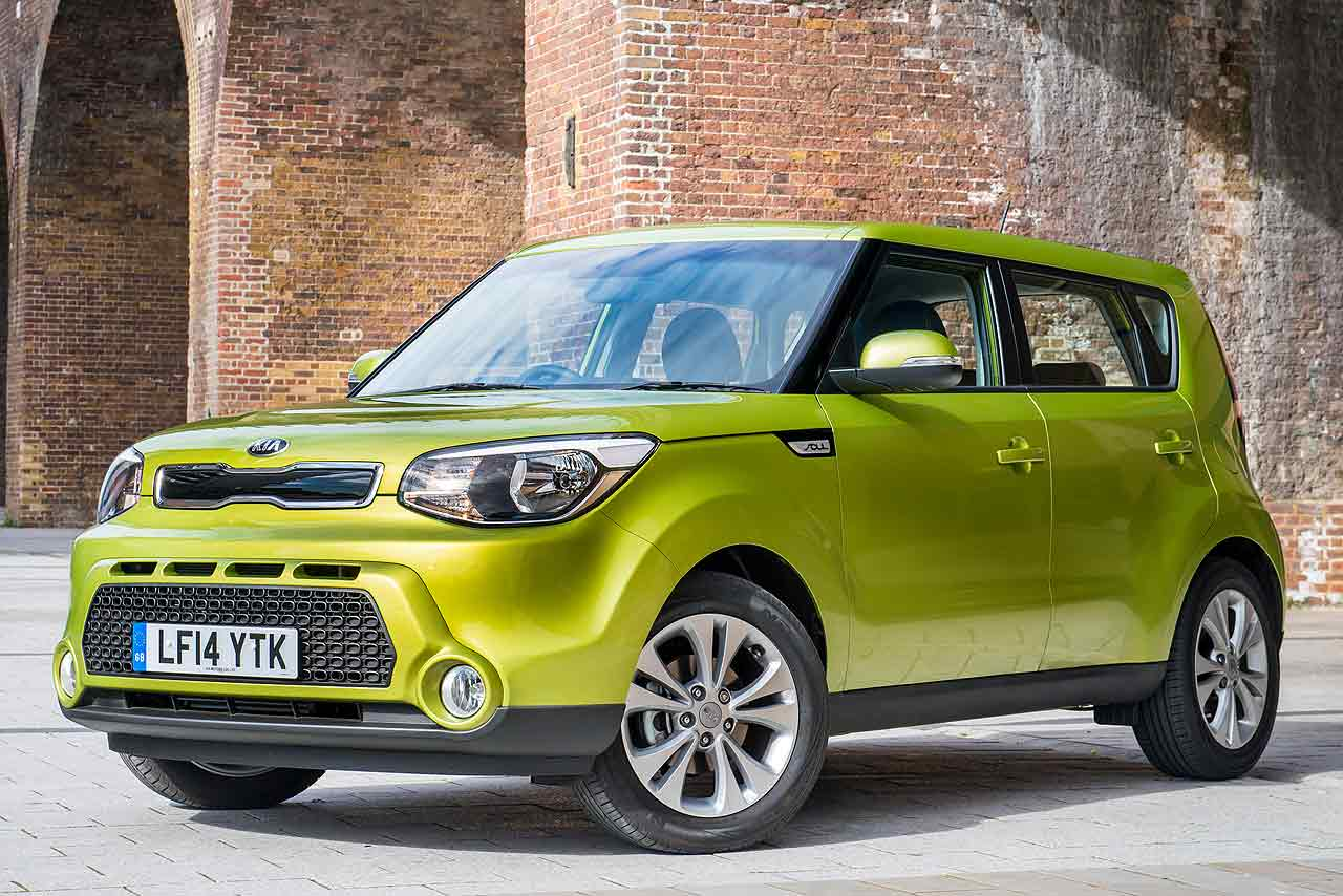 Kia Soul video review