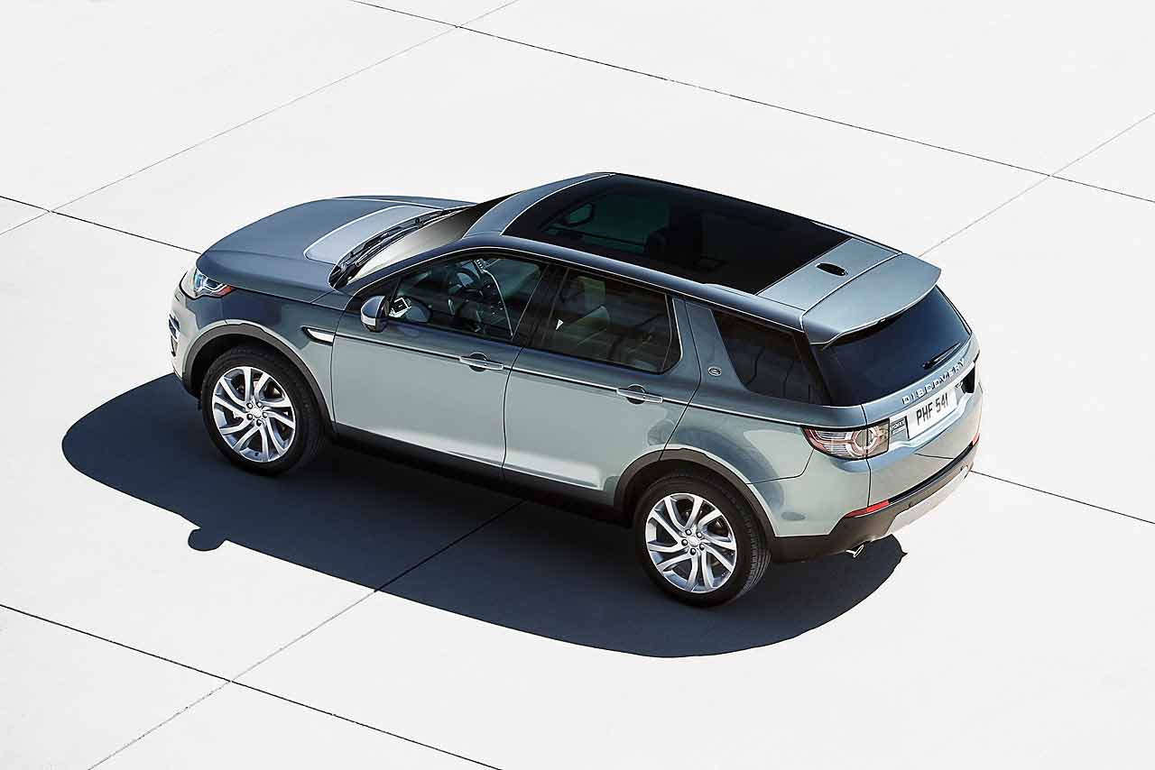 land rover discovery sport revealed on sale january 2015. Black Bedroom Furniture Sets. Home Design Ideas