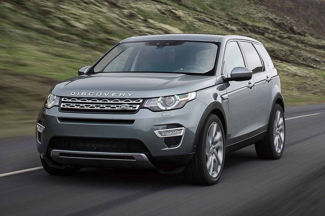 land rover discovery sport revealed on sale january 2015 from 32 395 motoring research. Black Bedroom Furniture Sets. Home Design Ideas