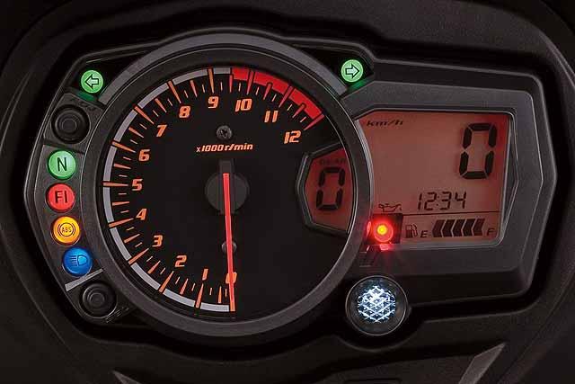 Suzuki speedometer