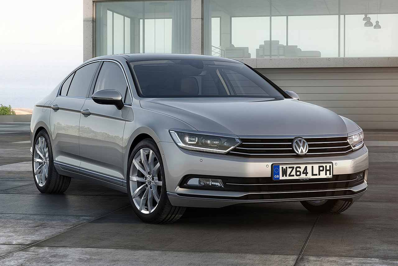 new 2015 volkswagen passat to cost from 22 215 motoring research. Black Bedroom Furniture Sets. Home Design Ideas