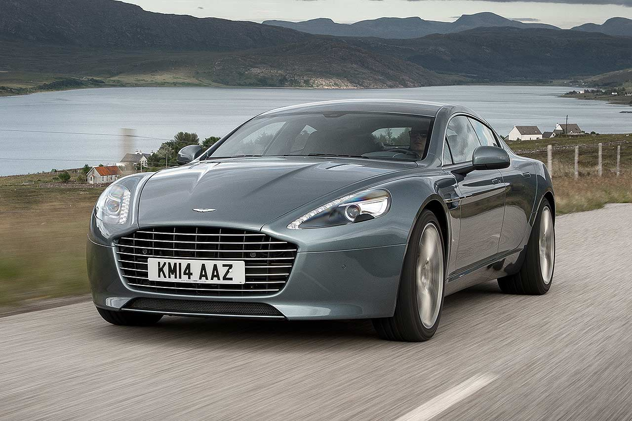 Aston Martin Rapide S 15MY
