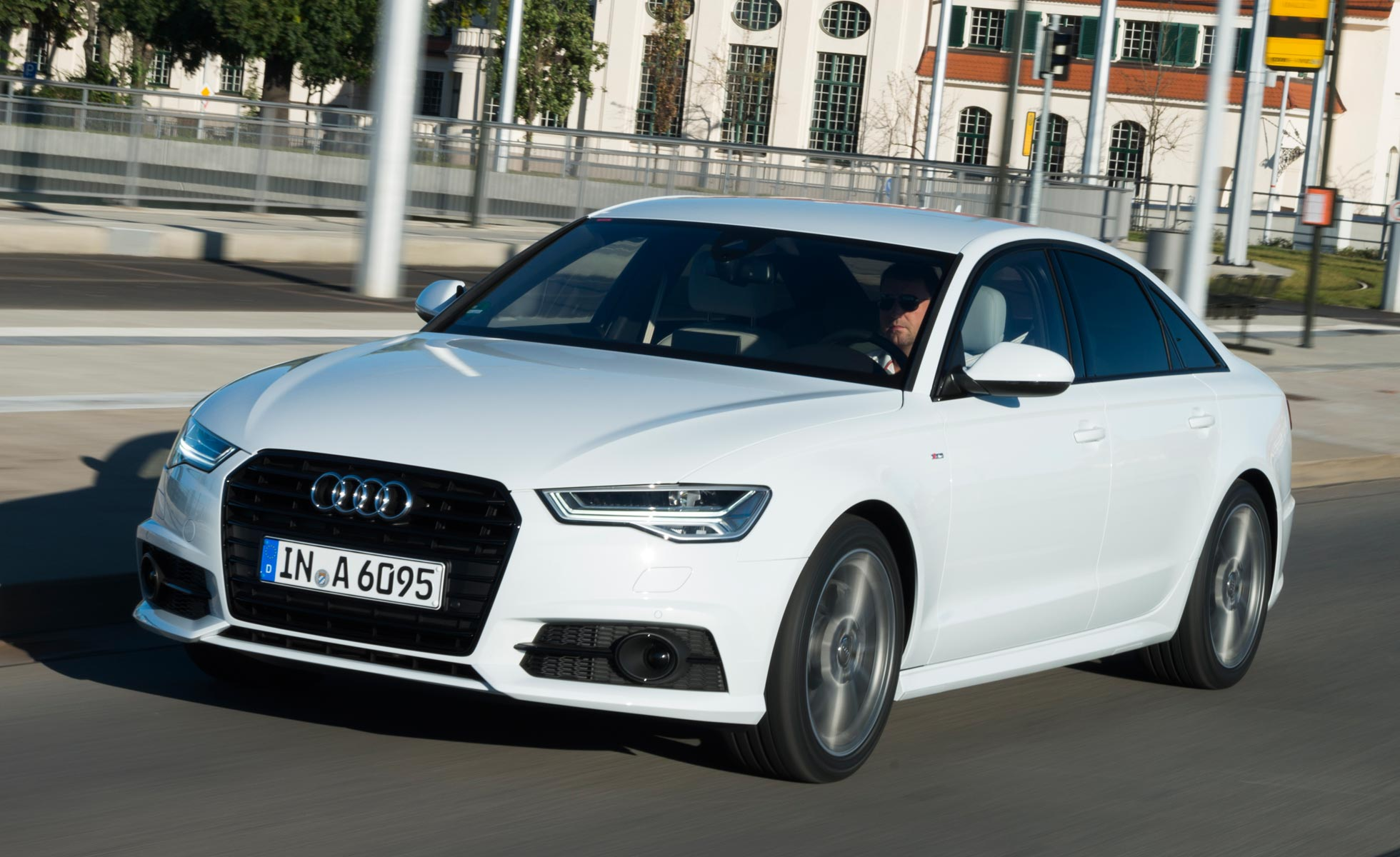 Audi A6 Facelift 2015 First Drive Review Motoring Research