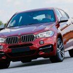 BMW X6 M50d 2015