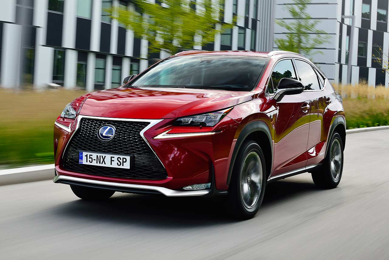 Test Lexus Nx 300h >> Lexus Nx 300h Review 2014 First Drive Motoring Research