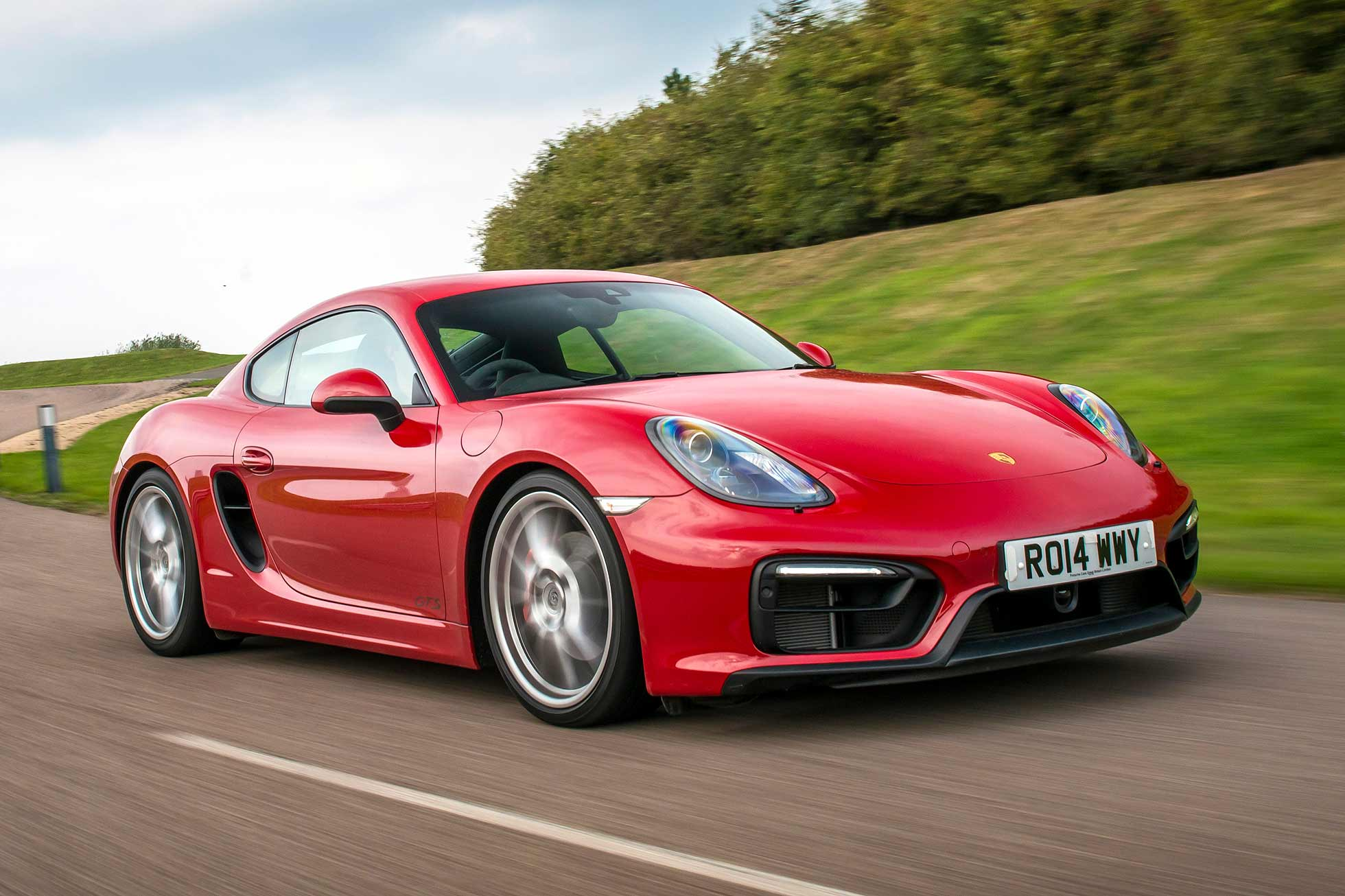 porsche cayman gts (2014) road test review | motoring research