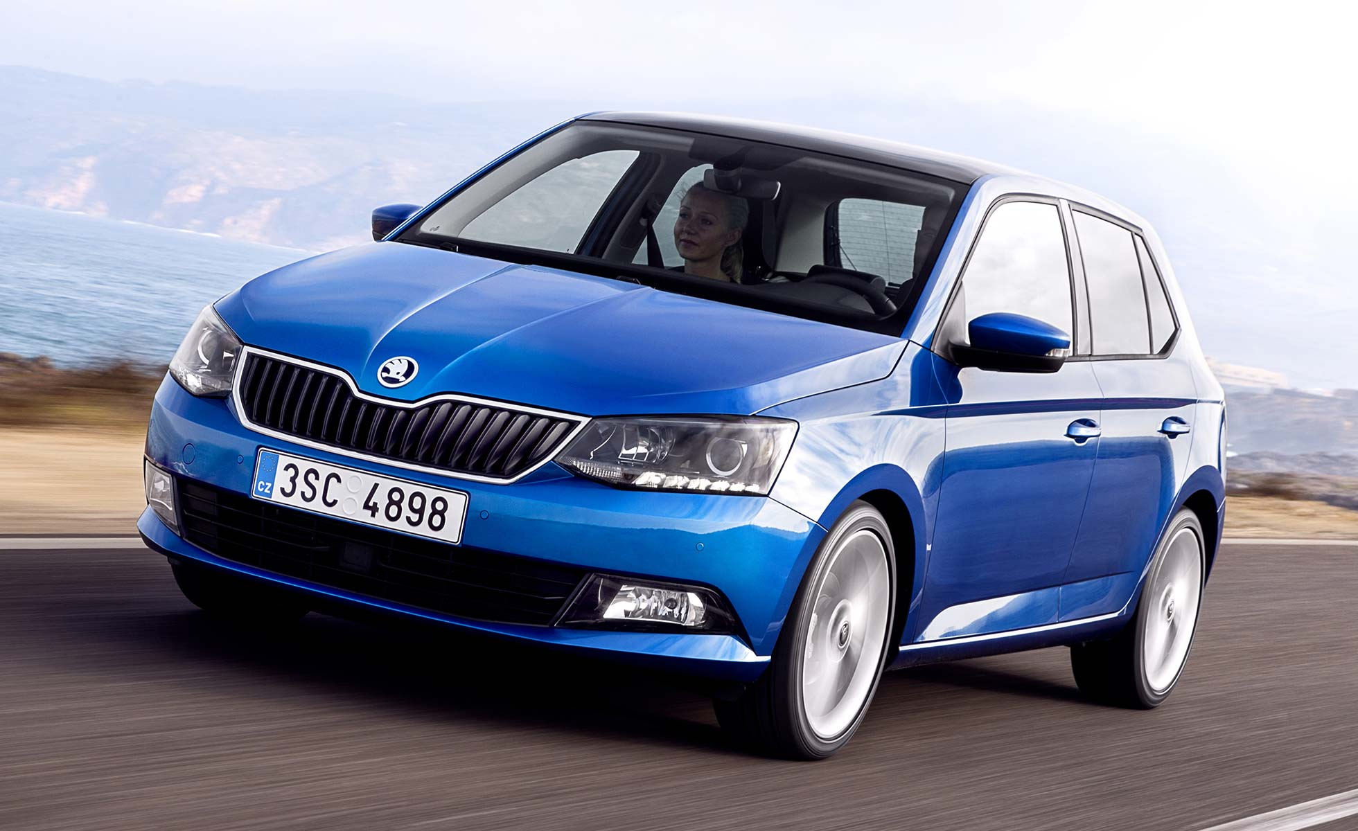 skoda fabia review 2015 first drive motoring research. Black Bedroom Furniture Sets. Home Design Ideas