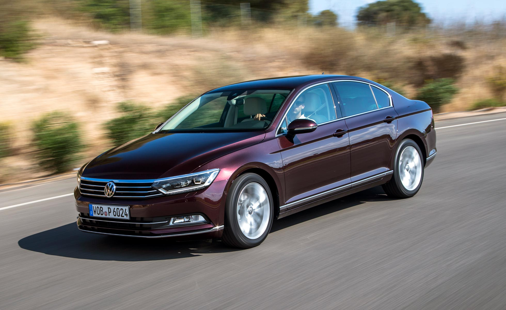volkswagen passat 2015 first drive review motoring research. Black Bedroom Furniture Sets. Home Design Ideas