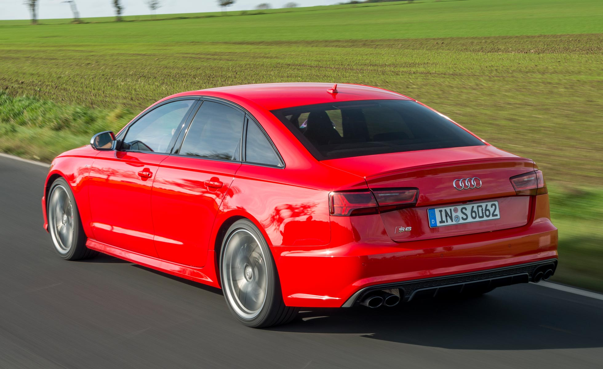 audi s6 2015 first drive review motoring research. Black Bedroom Furniture Sets. Home Design Ideas