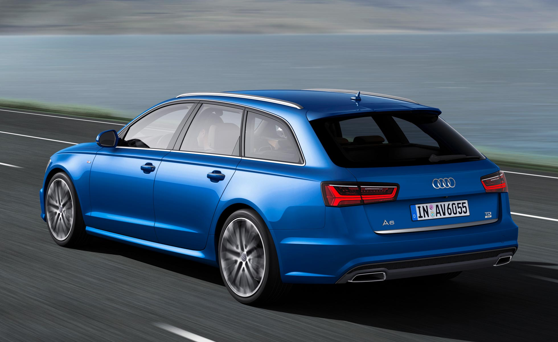 Audi A6 facelift (2015) first drive review | Motoring Research