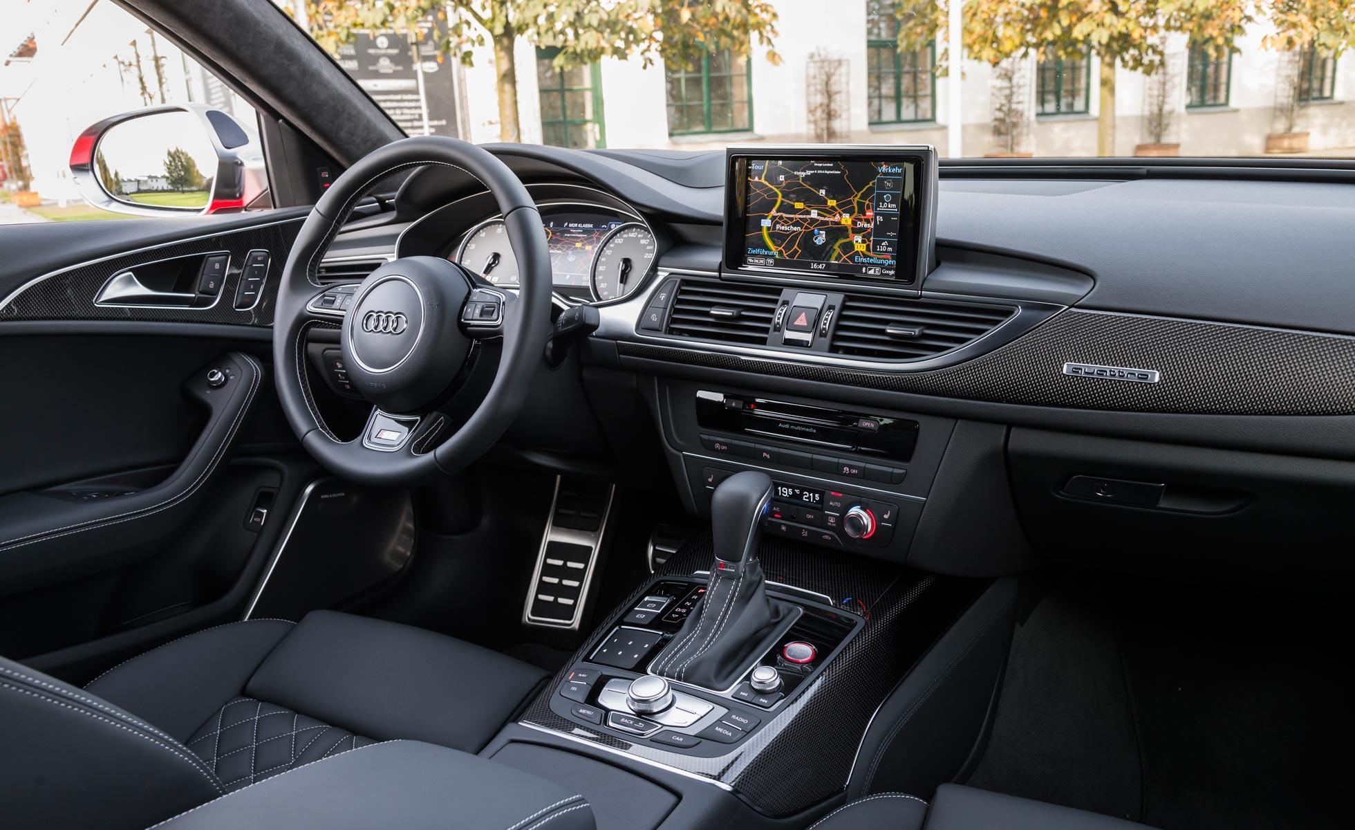 Audi S6 (2015)