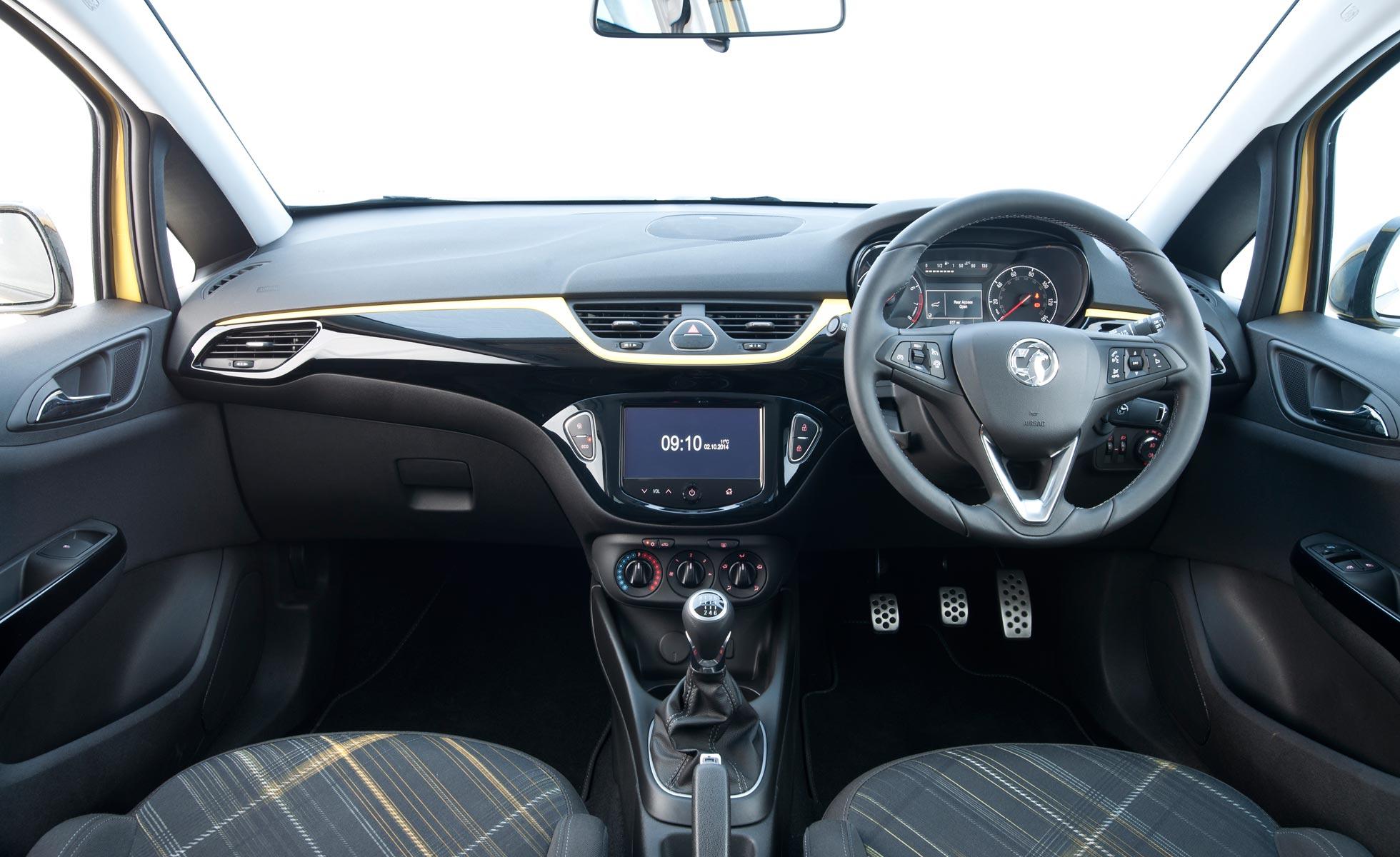 Vauxhall Corsa (2015)