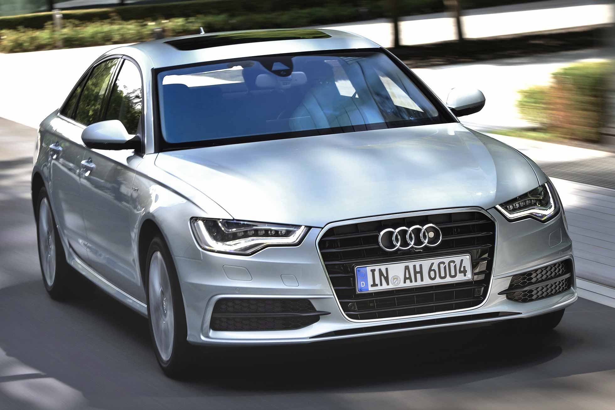 Audi Withdraws A6 Hybrid Due To Slow S