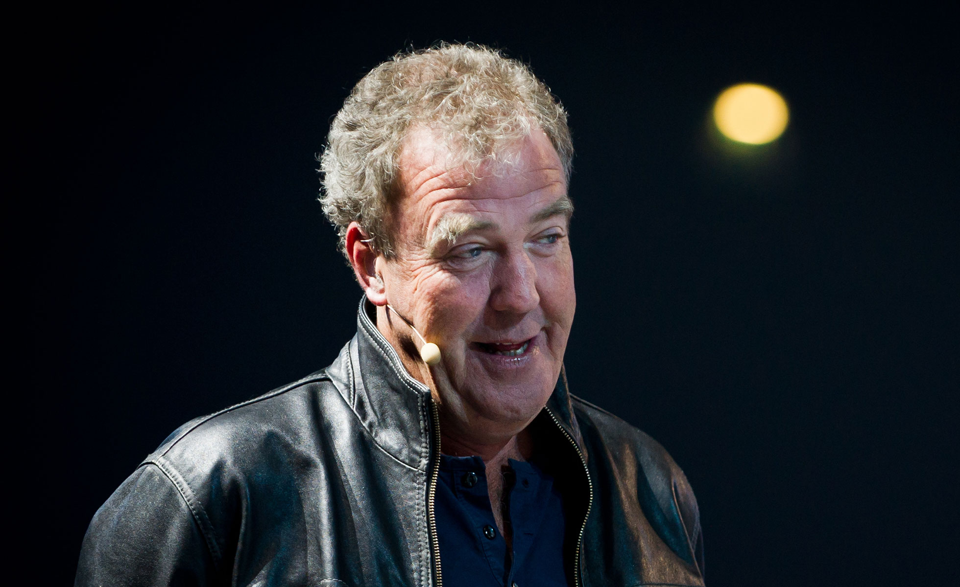 Jeremy Clarkson caught speeding