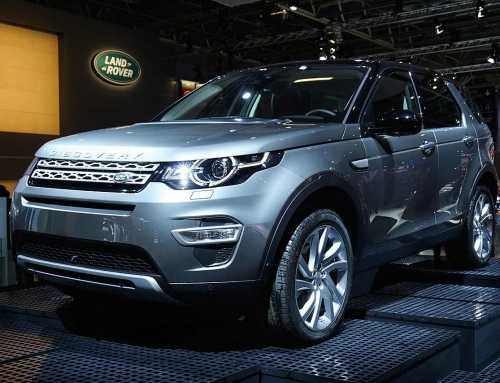 Land Rover begins second phase of design reinvention