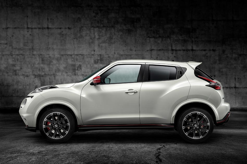218hp Nissan Juke Nismo Rs On Sale From December Motoring Research