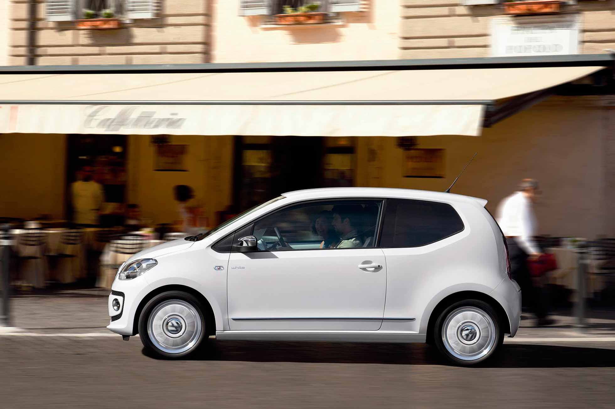 Volkswagen Up One Of Britain S Cheapest Cars To Insure Motoring