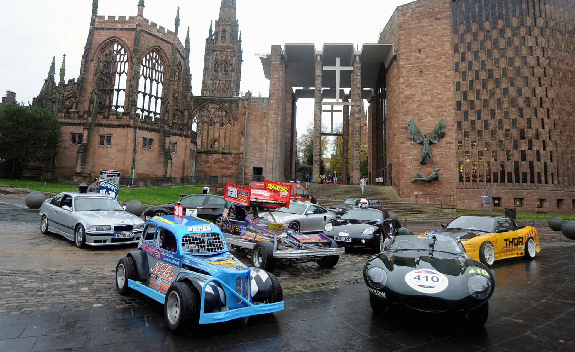 Coventry to become Monaco of the Midlands