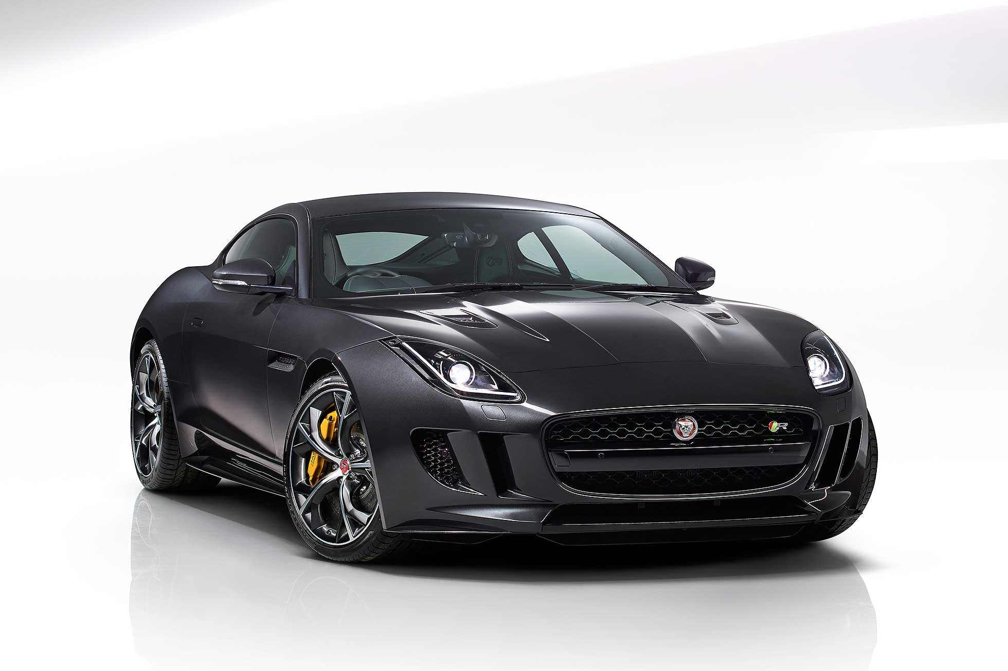 Jaguar F-Type Coupe AWD 16MY