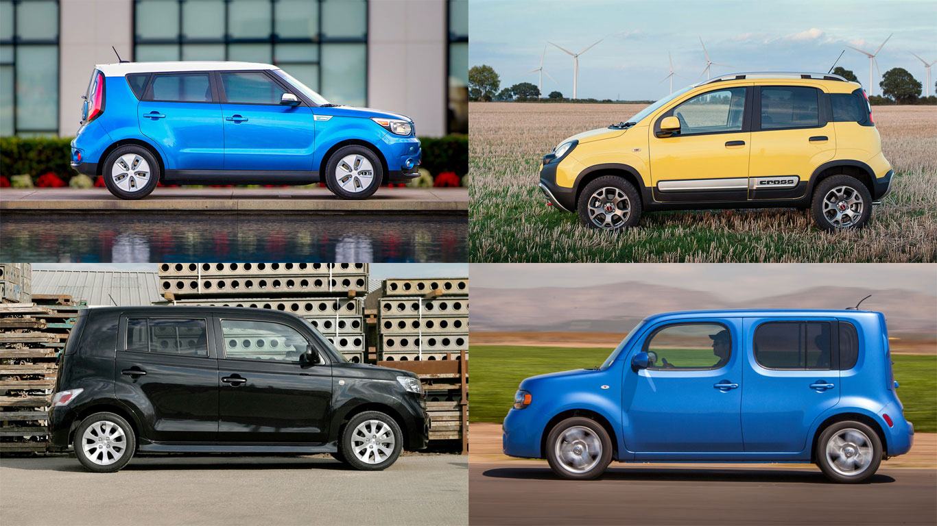 Hip To Be Square: The Crispest Square Cars