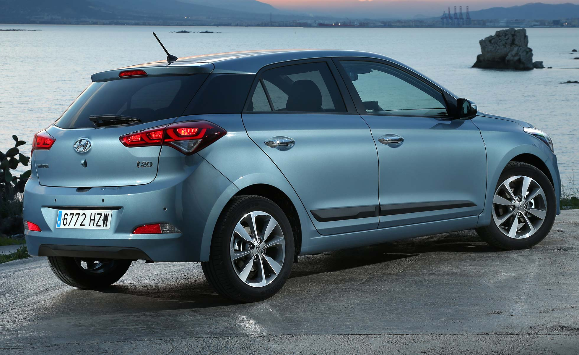 Hyundai I20 2014 First Drive Review Motoring Research