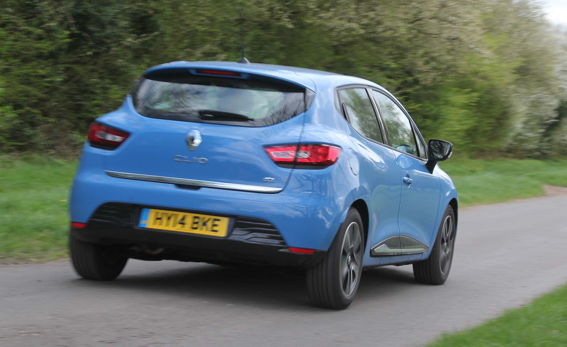 Renault Clio Dynamique Medianav dCi 90 Eco2 Stop & Start – long-term review