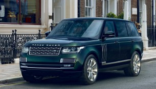 Revealed: the £180,000 Range Rover