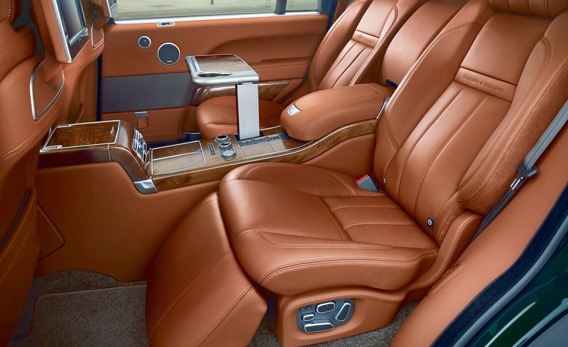 Revealed: the £180,000 Range Rover